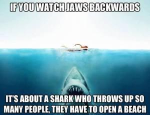 JAWS Backwards