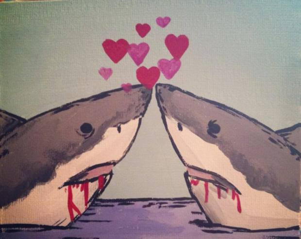 Great White Love