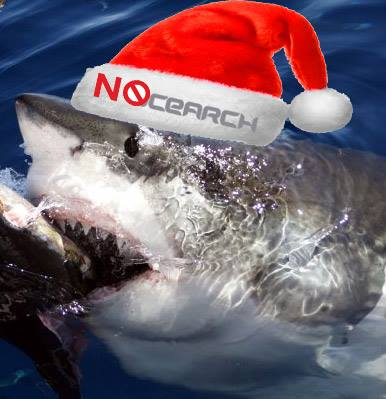 Day 182 12/24/13: What White Sharks Want for Christmas