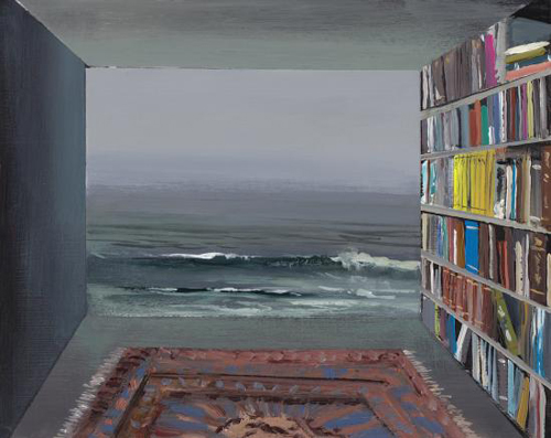 Day 353 6/23/14: LIbrary By the Sea
